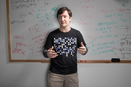 Ryan Williams, who joined the MIT electrical engineering and computer science faculty with tenure this year, hasn't solved the problem of P vs. NP — nobody has — but he's made one of the most important recent contributions toward its solution.