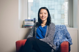 Next year, Olivia Zhao will attend Oxford University to earn a Master's degree in economics as a Marshall Scholar. After that, she hopes to earn a PhD in economics and work in a university or at an institution such as the Chicago Federal Reserve, to research public policy from an economics perspective.