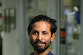 Udayan Umapathi, researcher at the MIT Media Lab