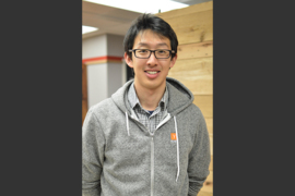 TetraScience co-founder, Spin Wang SM '14, a graduate of electrical engineering and computer science