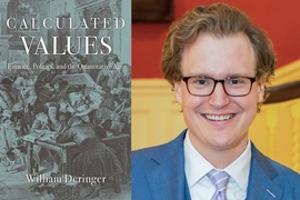 William Deringer of STS has his first book coming out in February about how quantitative economic arguments gained hold in the modern world.