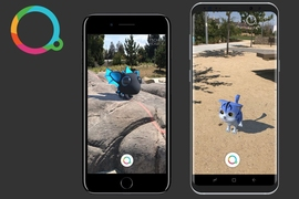 Escher Reality, co-founded by Ross Finman in the MIT Sandbox, was recently acquired by augmented-reality (AR) giant Niantic — and plans to give back to the program that helped it launch. The startup is developing a platform that allows cross-platform, fully multiplayer AR games that save digital objects in the real world.