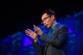 It is time to drive some breakthroughs in AI together, said MIT alum Xiao'ou Tang PhD '96, the founder of SenseTime, a leading AI company in China, which has partnered with the MIT Intelligence Quest.