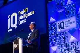"Anantha Chandrakasan, dean of the School of Engineering, said the Intelligence Quest will thrive on campus. ""It will thrive because, when MIT people have their teeth in an interesting problem, they instinctively reach out across disciplines to solve it."""