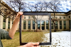MIT researchers have developed a coating for windows that rejects up to 70 percent of incoming solar heat.