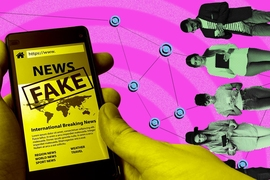 A new study co-authored by an MIT professor shows that crowdsourced judgments about the quality of news sources may effectively marginalize false news stories and other kinds of online misinformation.