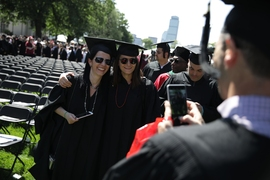 Starting in 2020, MIT Commencement will move from June to late May in most years.