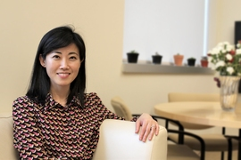 Gloria Choi, a member of MIT's Picower Institute for Learning and Memory and a senior author of the study.