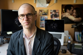 "Seth Mnookin, professor of writing in MIT's Comparative Media Studies program and author of ""The Panic Virus."""