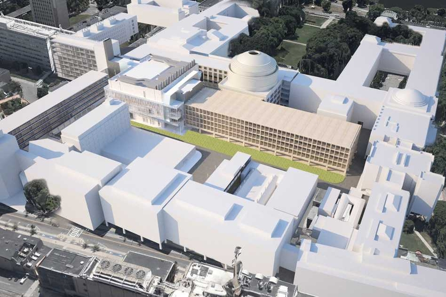 How construction of MIT's newest building will affect the campus | MIT News  | Massachusetts Institute of Technology