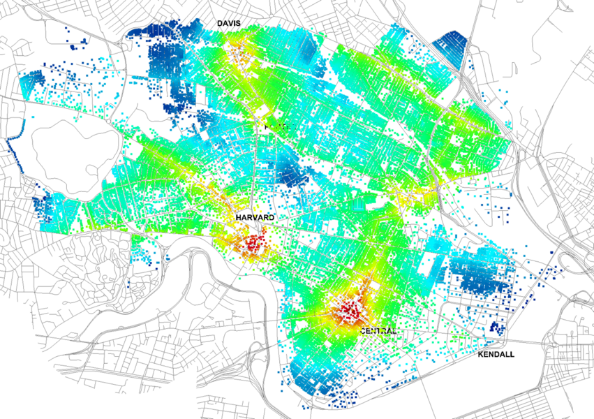 Mit Singapore Design Center Creates Free Software Tool To Analyze Cities As Spatial Networks Mit News Massachusetts Institute Of Technology
