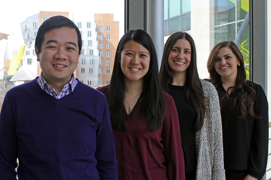 MIT News: Four from MIT named 2017 Arnold O. Beckman Postdoctoral Fellows