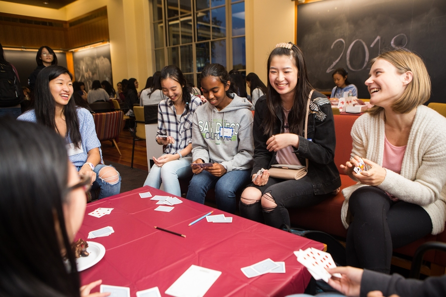 Math Prize For Girls Competition Helps To Close The Gender Gap In Mathematics Mit News Massachusetts Institute Of Technology