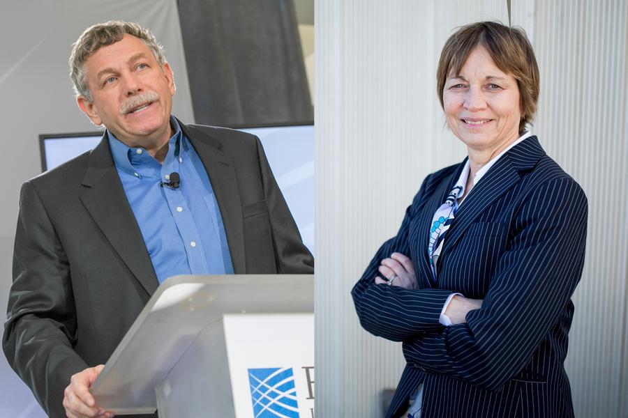 Biden taps Eric Lander and Maria Zuber for senior science posts