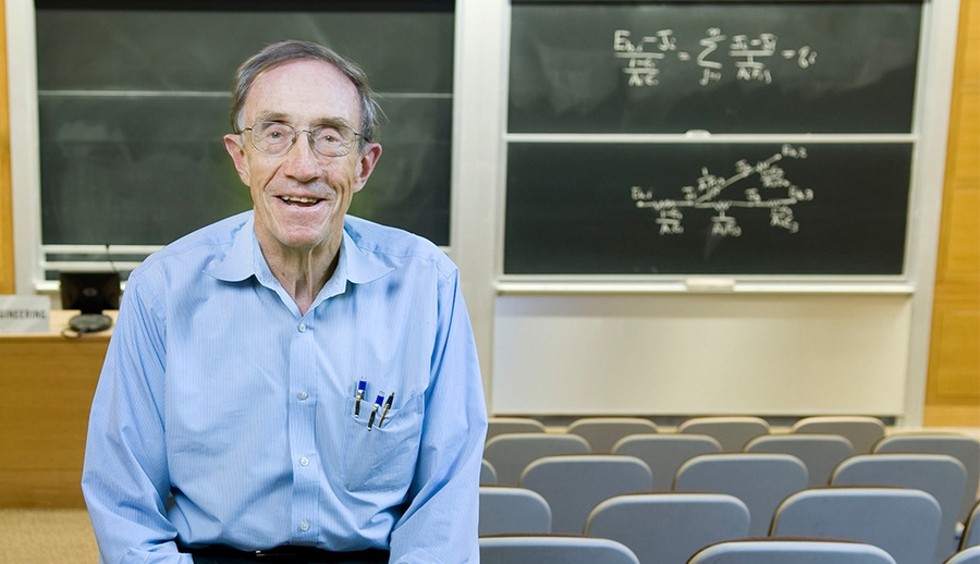 William Dalzell, Influential Lecturer In Chemical Engineering At MIT, Dies at 84