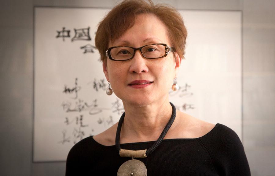 Headshot of Jing Wang