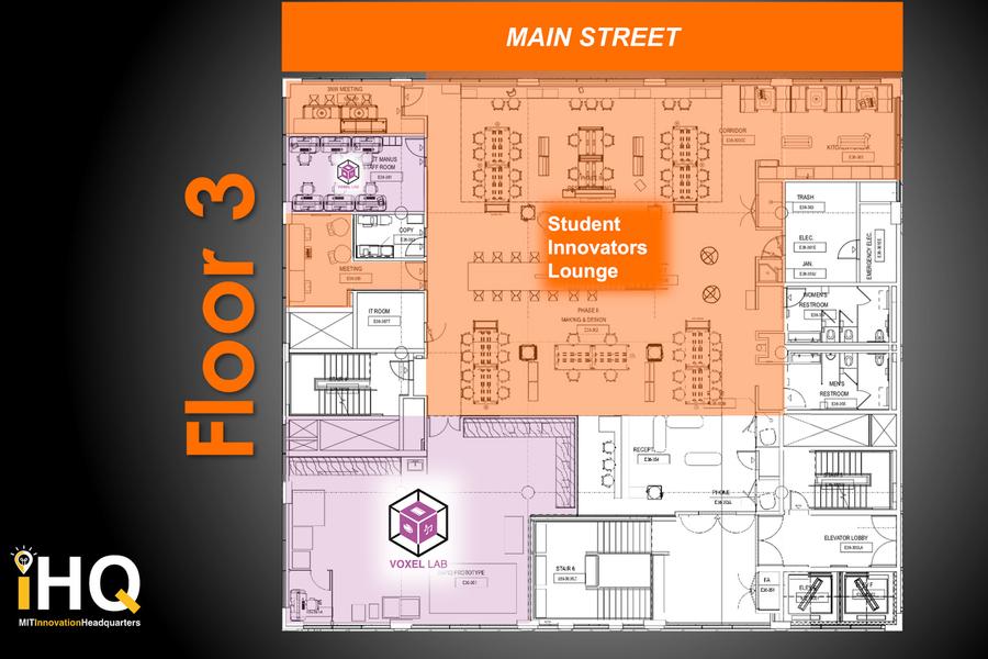Floor 3 iHQ