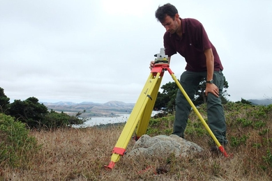 Michael Floyd, a research scientist in MIT's Department of Earth, Atmospheric and Planetary Sciences, says that in developing seismic hazard assessments, it's important to consider afterslip and slowly creeping faults, which occur often and over long periods of time following the more obvious earthquake.