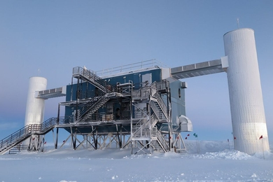 "The IceCube Neutrino Observatory is a huge, cubic-kilometer particle detector buried deep under the ice at the South Pole. After analyzing 20,000 neutrinos detected over the span of a year at the observatory, scientists were unable to observe any sign of sterile, or ""hidden,"" neutrinos."