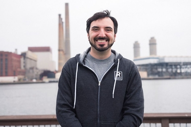 """The concept of my startup is, 'Let's use hacker tools to defeat hackers,'"" PhD student Gregory Falco says. ""If you don't know how to break it, you don't know how to fix it."""