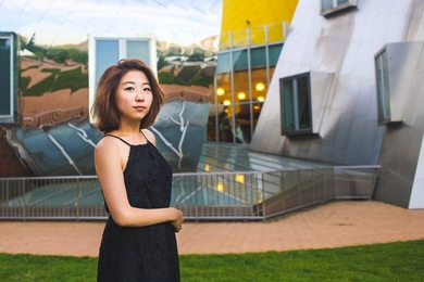 June Y. Park '16  will be working to develop a biomimetic, 3-D-printable scaffold for development of lung stem cell-derived artificial trachea and organoids.