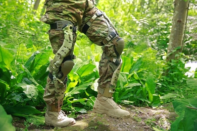 This device, known as the PowerWalk, harvests kinetic energy. It may reduce the number of batteries a soldier needs to carry, potentially lightening the load and freeing up space in backpacks for other supplies, including food and water.